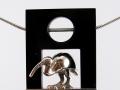 Necklace Ibis/Kiwi / Íbisz nyaklánc