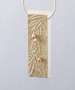Necklace Olive / Olajbogyó nyaklánc