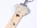 Necklace Petal / Szirom nyaklánc