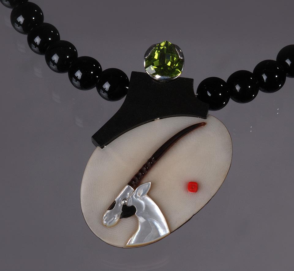 Oryx nyaklánc
