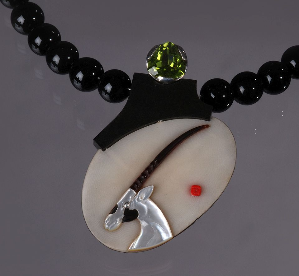 Necklace Arabian Oryx